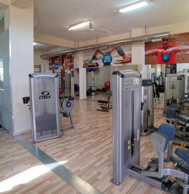 Δημοτικό Γυμναστήριο Γαζίου